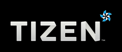 Tizen Lockup on Dark