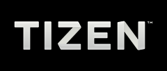 Tizen Logo on Dark