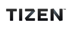 Tizen Logo on Light