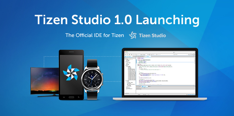 Tizen SDK Makes a New Beginning as Tizen Studio