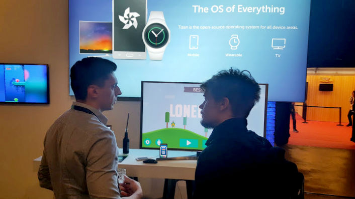 Tizen Developments on Display at Unite Europe 2016